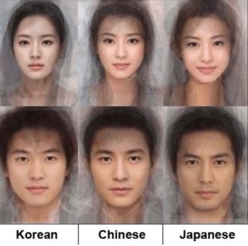 visi giapponesi coreani cinesi Come distinguere giapponesi coreani e cinesi