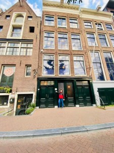 traveltherapists anne frank huis amsterdam settembre 2020