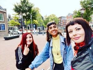 marzia maryama elina traveltherapists ad amsterdam settembre 2020