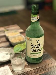 bottiglia di soju coreano traveltherapists