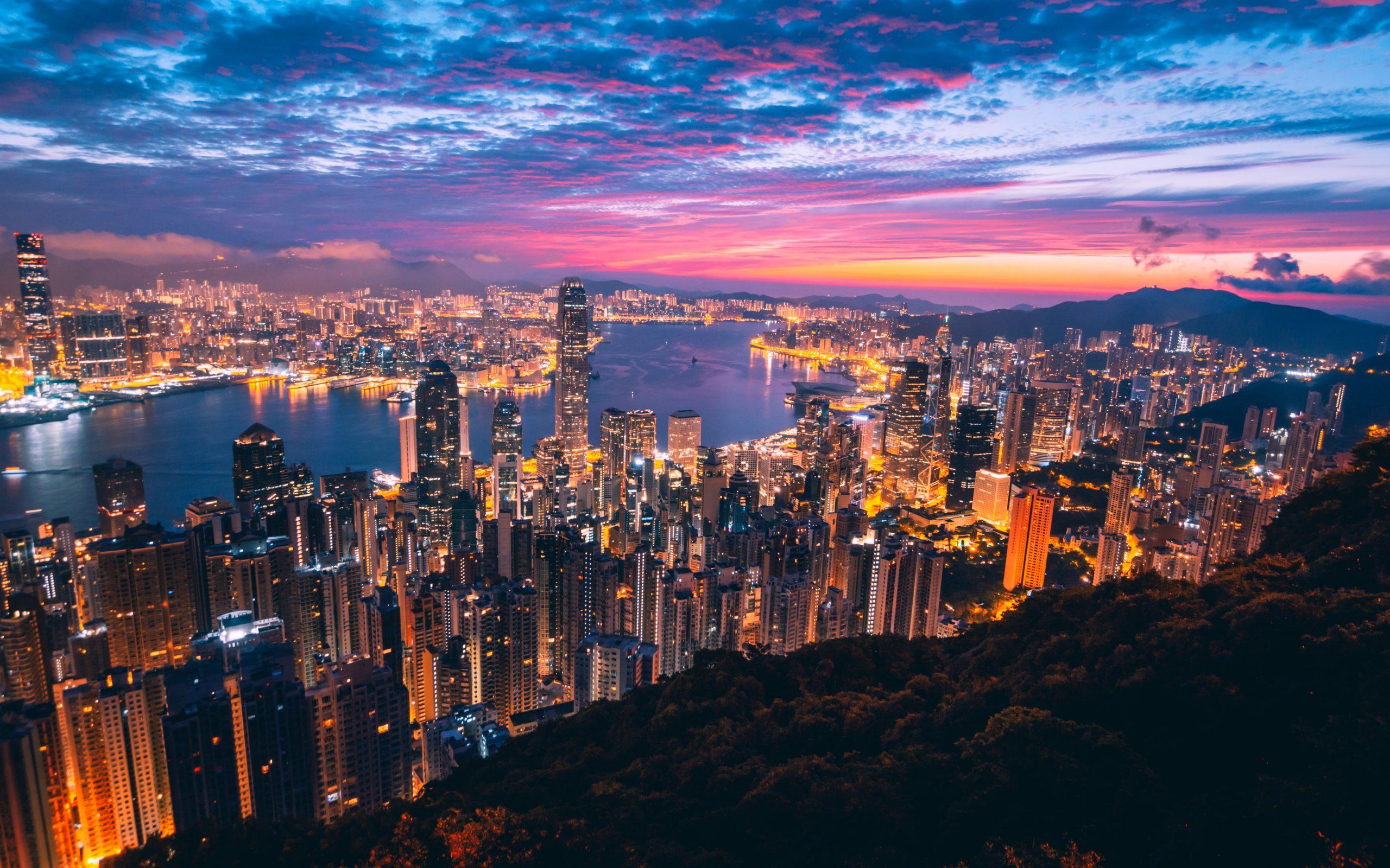 hong kong traveltherapists di notte