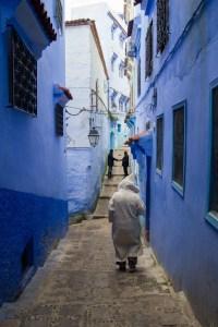 Chefchaouen paese blu città traveltherapists
