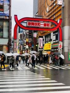 Kabukichō traveltherapists tokyo alice in borderland location marzia parmigiani