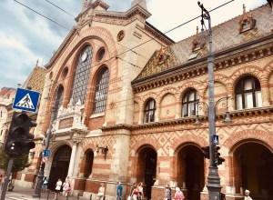 Nagy Vásárcsarnok mercato budapest traveltherapists esterno foto marzia parmigiani