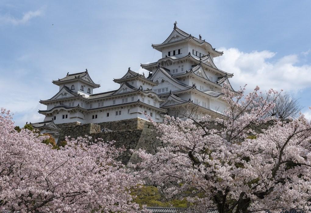 castello di Himeji unesco traveltherapists giappone