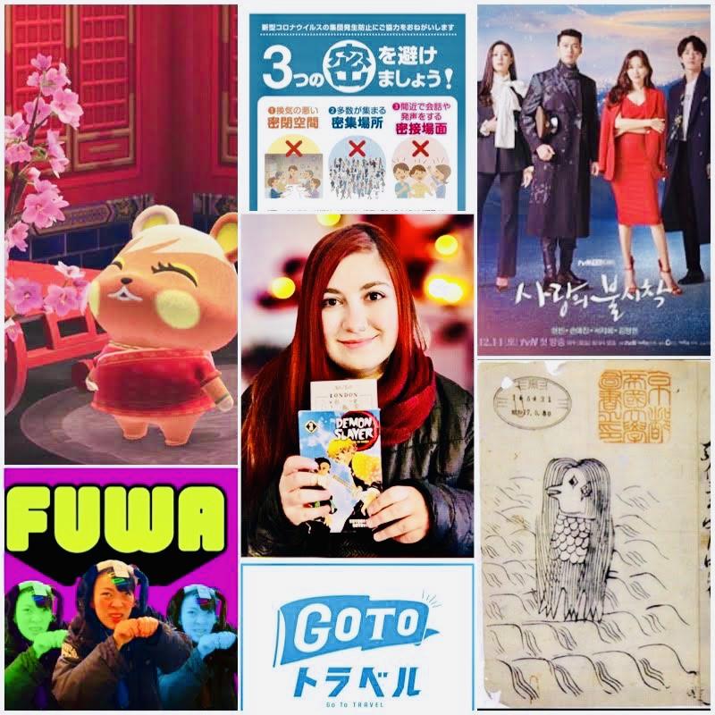 traveltherapists parole trend 2020 giappone sanmitsu yuriko koike 3c