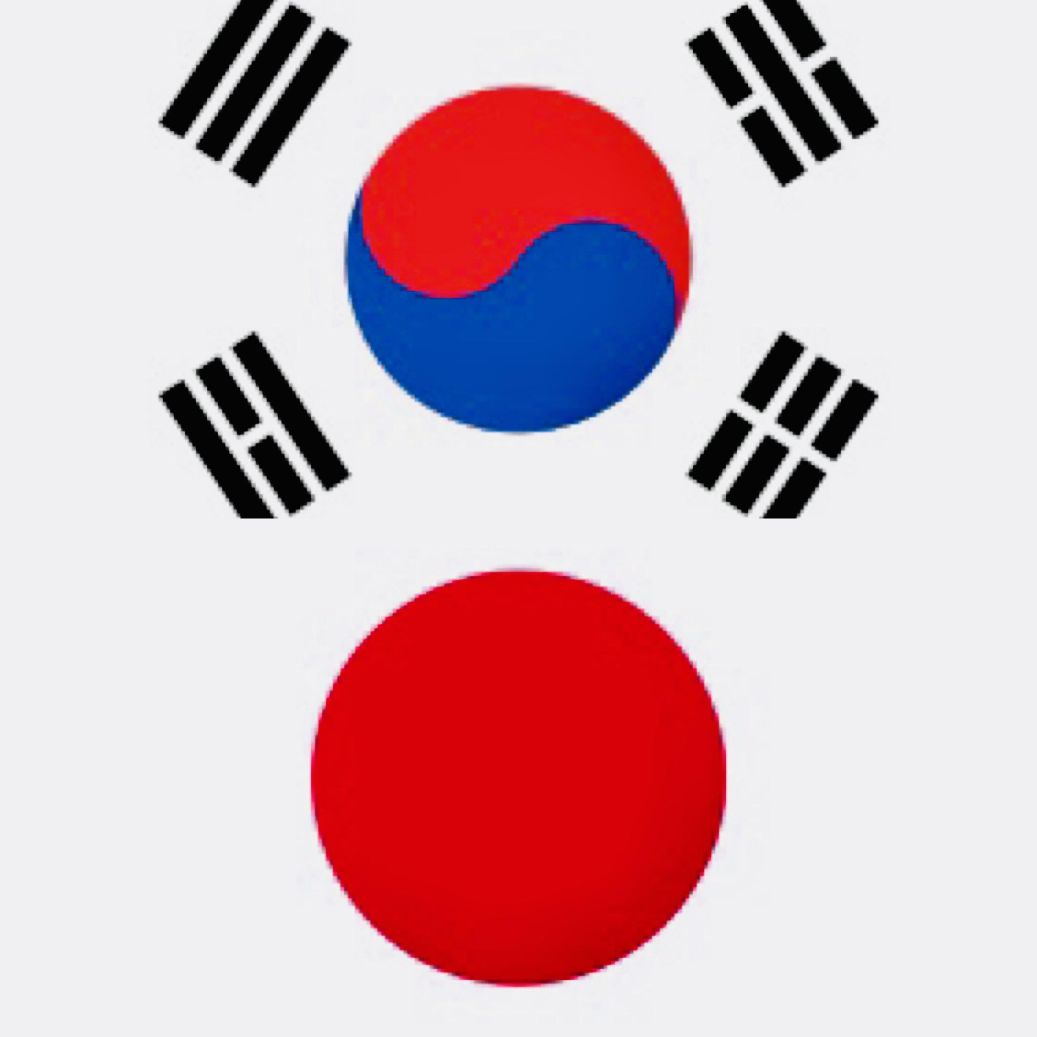 bandiera corea del sud giappone traveltherapists il mio viaggio in giappone
