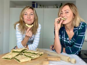 cristina baldi marina Shalagaeva mamma mia che buono food blog italia russia cucina italiana traveltherapists erbazzone reggiano
