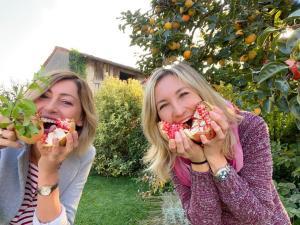 cristina baldi marina Shalagaeva mamma mia che buono food blog italia russia cucina italiana traveltherapists mangiano melograno