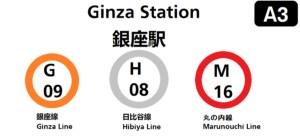 Mezzi pubblici in Giappone segnaletica metro tokyo il mio viaggio in Giappone traveltherapists