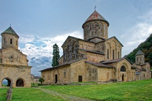 tblisi traveltherapists georgia Revaz Rezo Gabriadze paesaggio