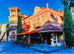 teatro burattini tblisi traveltherapists georgia Revaz Rezo Gabriadze