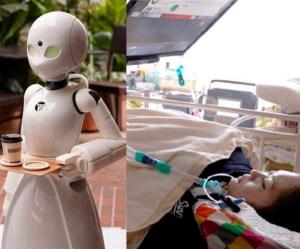 Dawn Avatar Robot Cafe OriHime-D il miio viaggio in giappone traveltherapists disabili