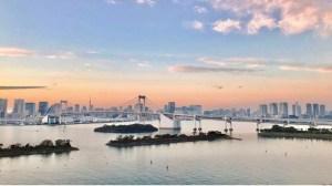 Hilton Tokyo Odaiba Grillogy Bar & Grill tokyo il mio viaggio in giappone traveltherapists 34