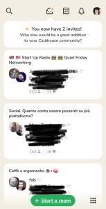 Clubhouse il social basato sulla voce