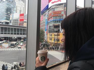 il mio viaggio in giappone traveltherapists marzia parmigiani shibuya allo tsutaya tokyo