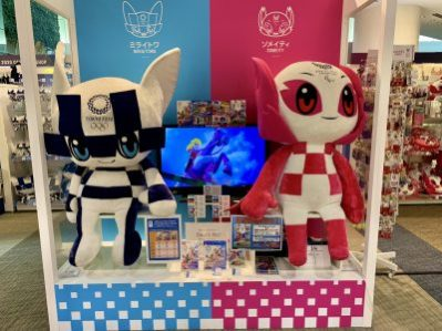 mascotte giochi olimpici tokyo 2020 tokyo 2021 il mio viaggio in giappone traveltherapists