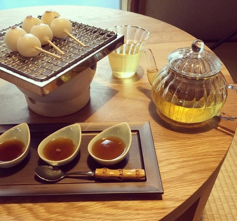 Mikan CLUB monaka wagashi traveltherapists il mio viaggio in giappone dolci
