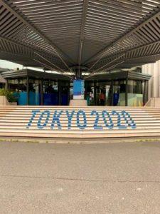 Olimpiadi senza turisti stranieri giochi olimpici tokyo 2020 tokyo 2021 il mio viaggio in giappone traveltherapists odaiba senza turisti (2)