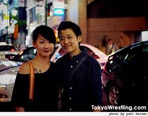 lesbiche giapponesi il mio viaggio in giappone traveltherapists tokyo wrestling