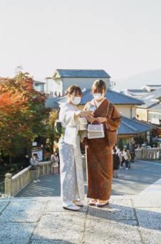 Comportamenti distintivi in Giappone ragazze giapponesi il mio viaggio in giappone traveltherapists