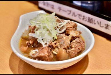 manzo in umido del Fureai Sakaba Hotei 5 top ristoranti consigliati da giapponesi miglior blog di viaggio
