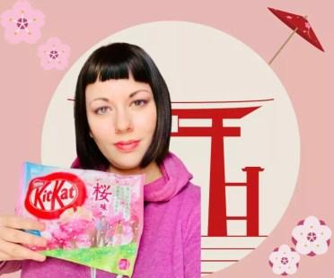 kitkat alla ciliegia giappone il mio viaggio in giappone traveltherapists Snack e oggetti imperdibili dal Giappone