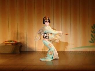 geisha a teatro