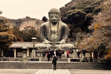 grande buddha kamakura l'antica capitale del Giappone il mio viaggio in giappone traveltherapists miglior blog di viaggio