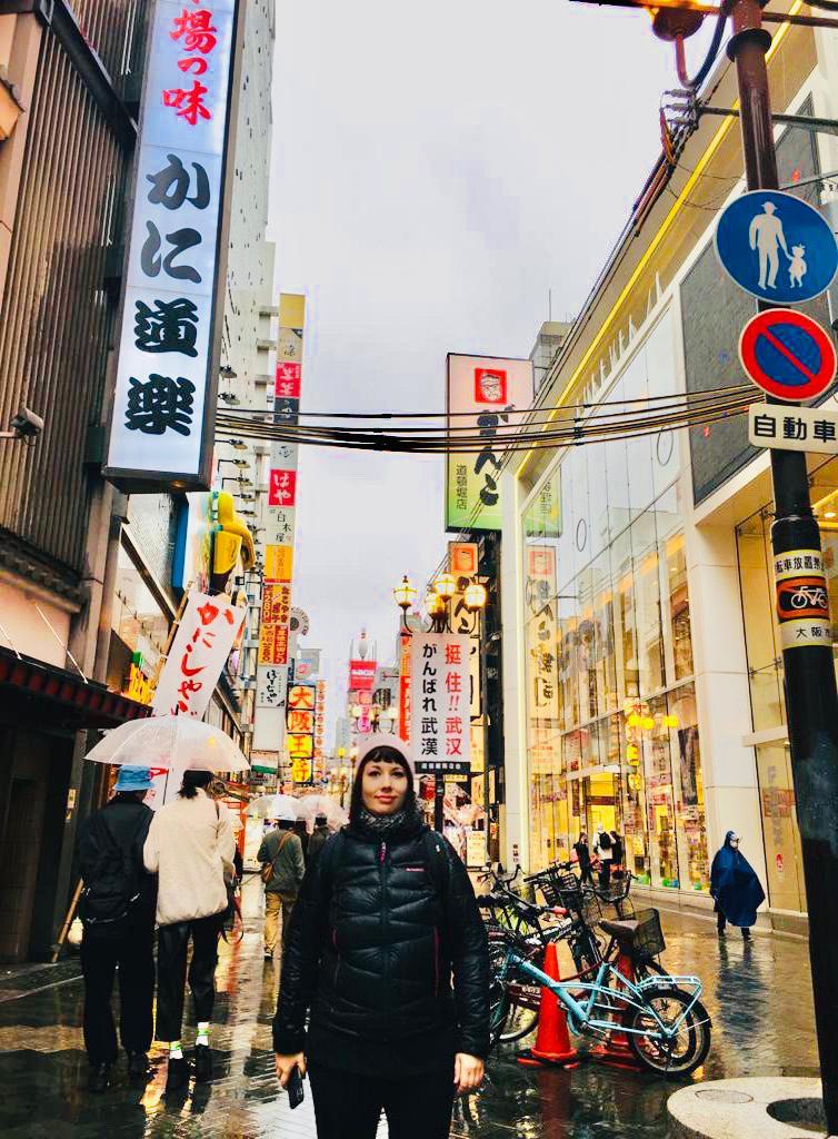 marzia a osaka Invenzioni giapponesi che hanno cambiato il mondo miglior blog di viaggio