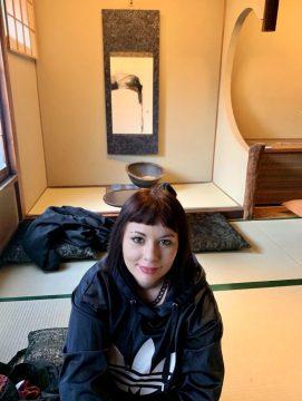 marzia sul tatami Chadō: la cerimonia del tè in Giappone