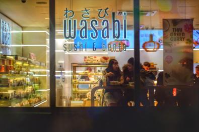 ristorante negozio wasabi il mio viaggio in giappone traveltherapists miglior blog di viaggio