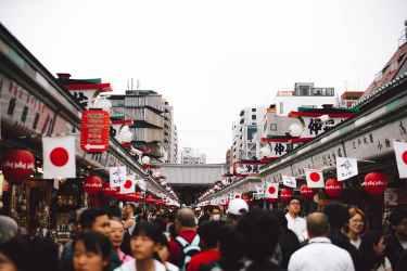 asakusa tokyo golden week il mio viaggio in giappone traveltherapists miglior blog di viaggio Cosa è la Golden Week in Giappone?