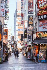 via Tokyo okyo japan airlines il mio viaggio in giappone traveltherapists miglior blog di viaggio