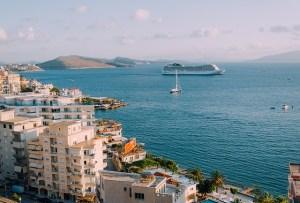 panorama nave da crociera traveltherapists miglior blog di viaggio