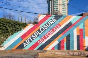 Raleigh Murals Artsplosure