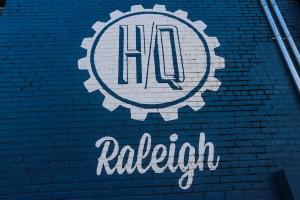 Raleigh Murals HQ