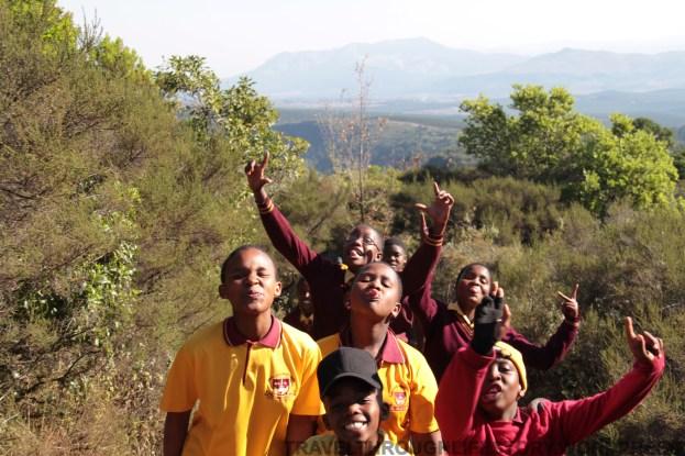 SA school kids outing