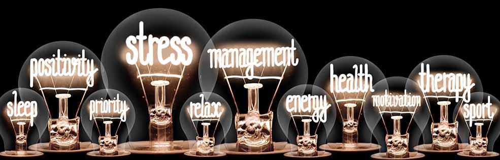 stress management light bulbs