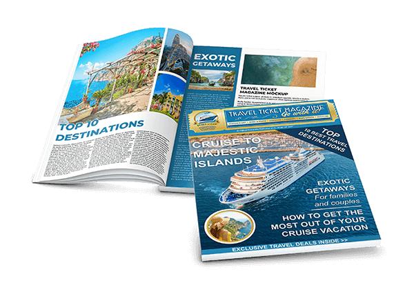 Travel Ticket Magazine