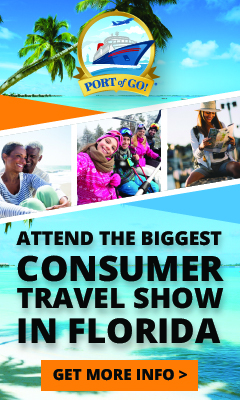 Attend the biggest consumer travel show in Florida