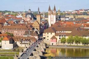 Germany's Romantic Road - Wurzburg Dom
