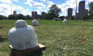 Ten Thousand Ripples Art Piece, Chicago | TravelTIlt
