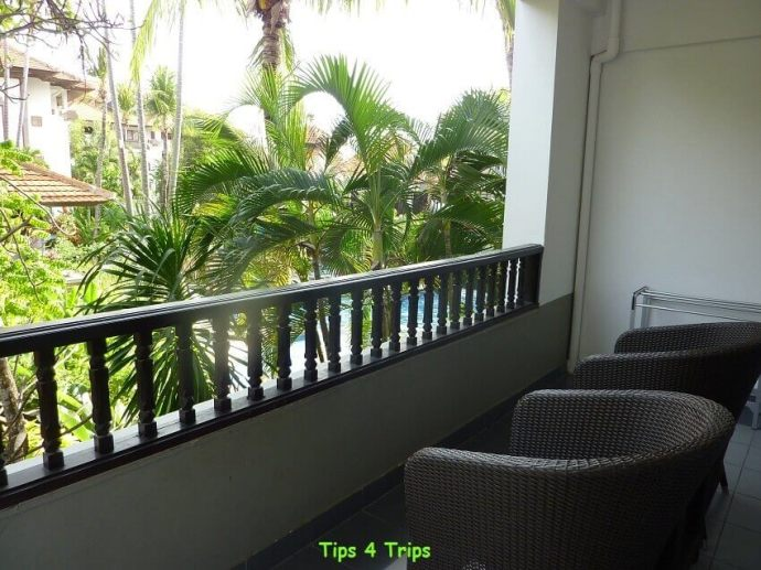 A review of the 2 bedroom balcony suite at Sanur Paradise Plaza Suites Bali