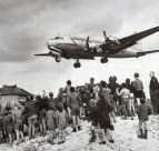 the Berlin airlift after WW2