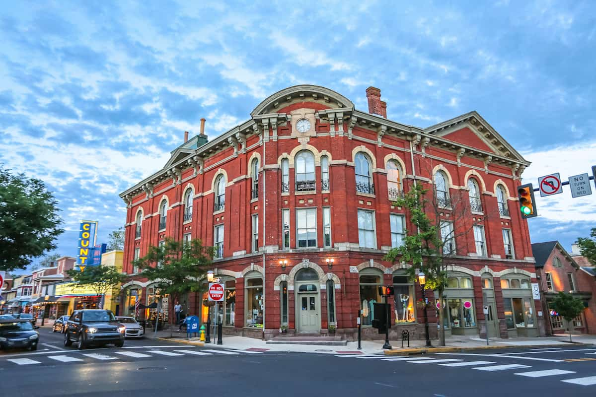 10 things you must do in doylestown pennsylvania for Things to do in nyc next weekend