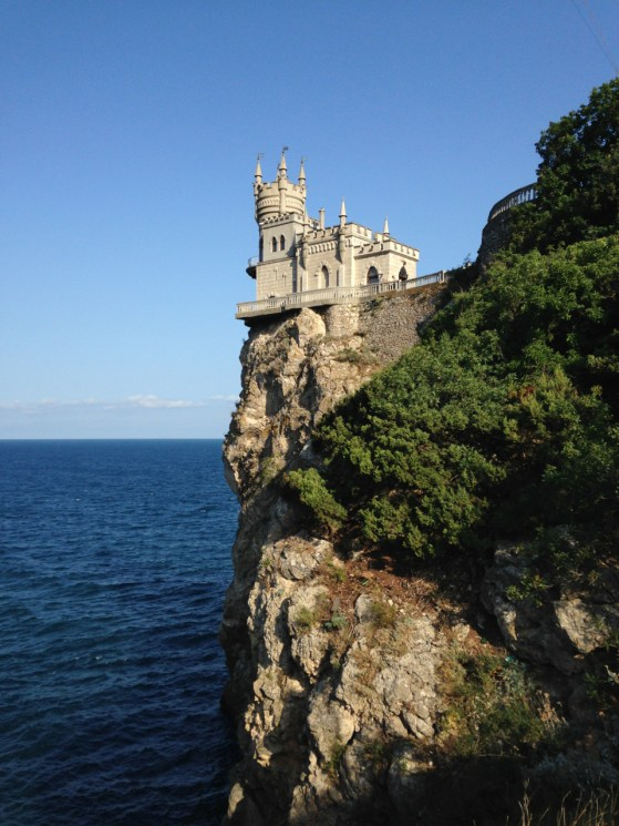 crimea tourism guide 2014