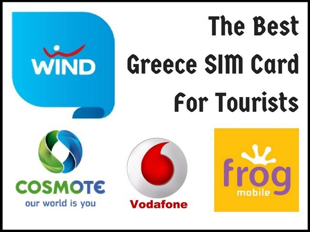 Buying A Sim Card In Greece In 2021 Traveltomtom Net