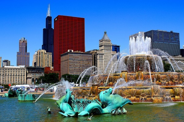 Luxury hotal in Chicago