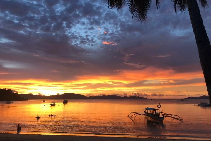 traveltothemoonandback voyage blog philippines palawan port barton explorer asie